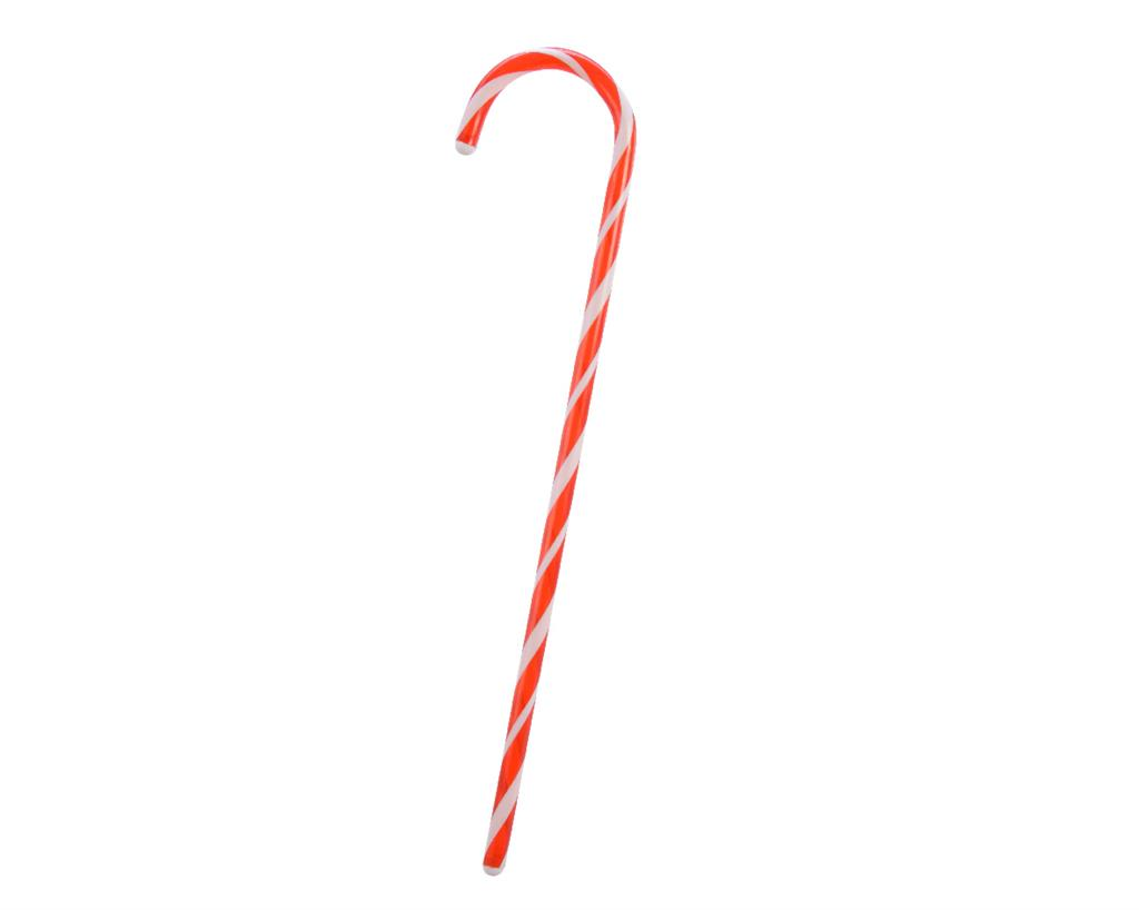 "Candy Cane 24"" RdWh"