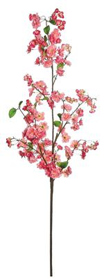 "Cherry Blossom Branch 65"" Pink"